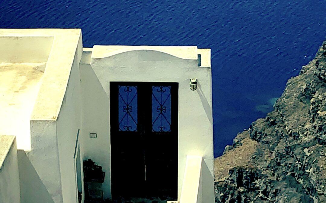 Verden er et smukt sted. Santorini er et af dem.