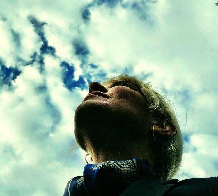 Vi mødtes i himlen